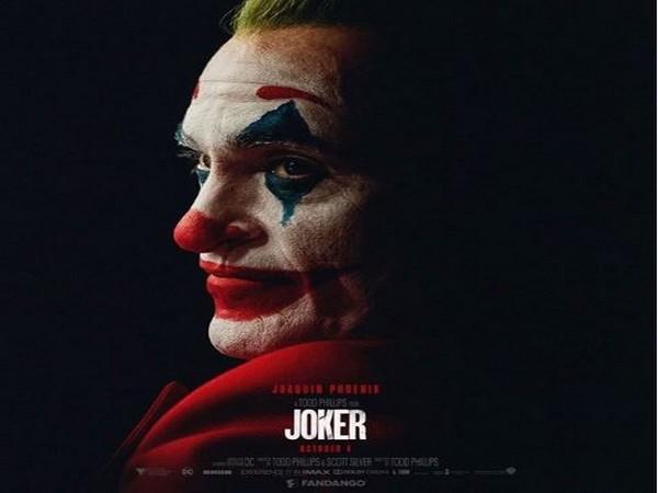Poster of 'Joker', Image courtesy: Instagram