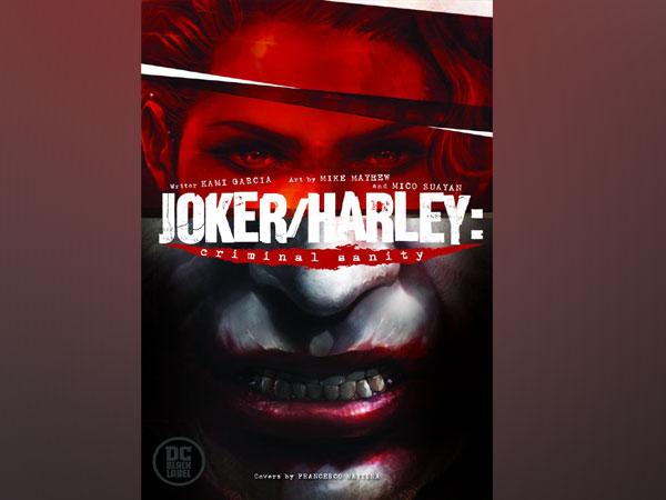Poster of 'Joker/Harley: Criminal Sanity', Image courtesy: Instagram