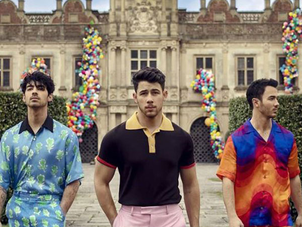 Joe Jonas, Nick Jonas and Kevin Jonas, Image courtesy: Instagram