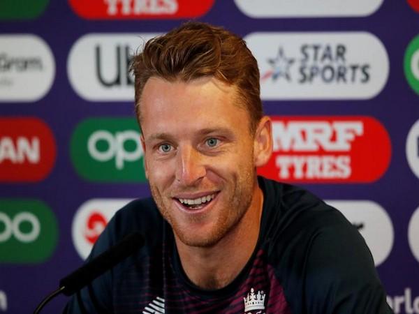 England's batsman Jos Buttler