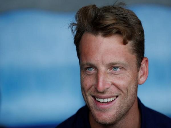 England cricketer Jos Buttler