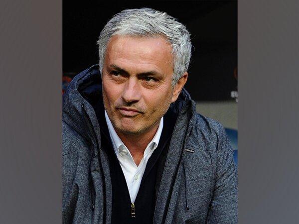 AS Roma coach Jose Mourinho (Photo/ AS Roma Twitter)