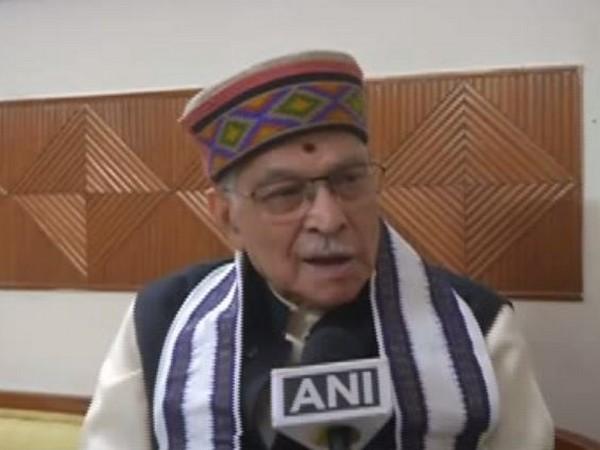 Senior BJP leader Murli Manohar Joshi (File photo)