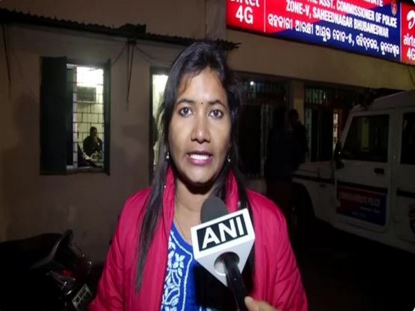 Journalist Swati Jena (File photo)