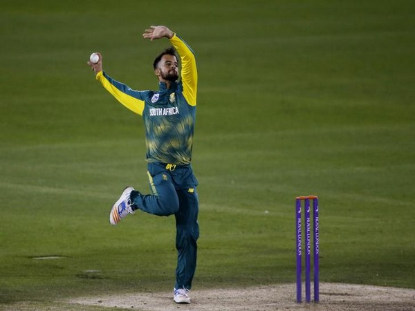 South Africa cricketer JP Duminy