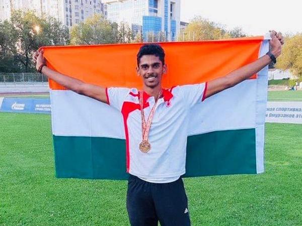 Athlete M Sreeshankar (file image)