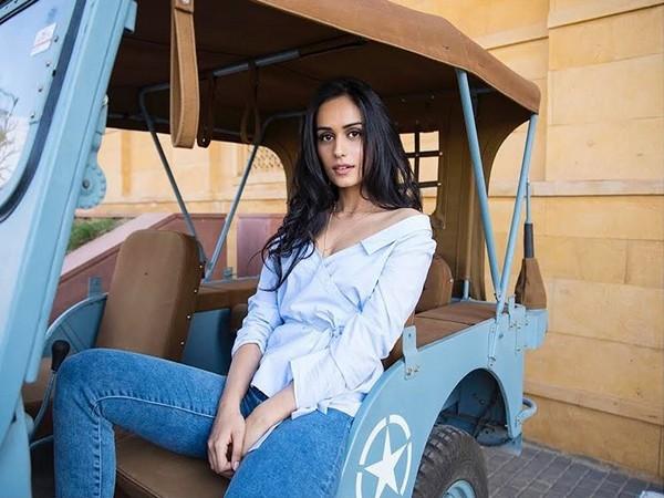 Miss World 2017 Manushi Chhillar (Image courtesy: Instagram)