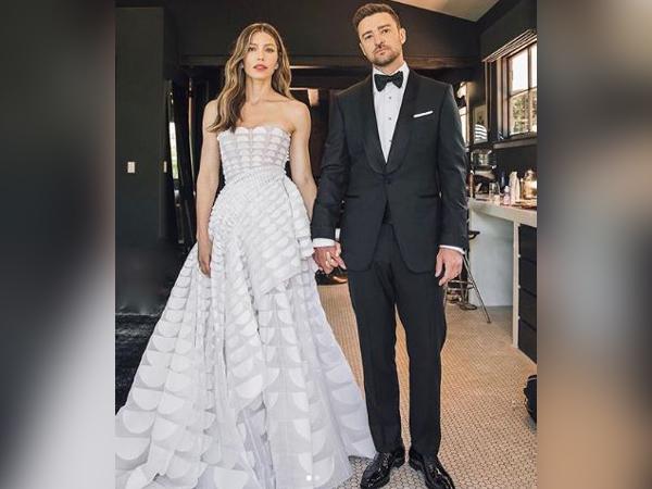 Jessica Biel, Justin Timberlake (Image courtesy: Instagram)