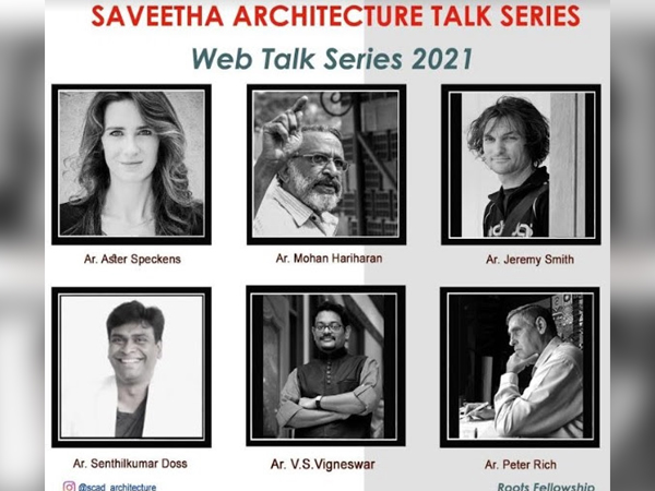 SCAD Architecture and Environment Talk Series