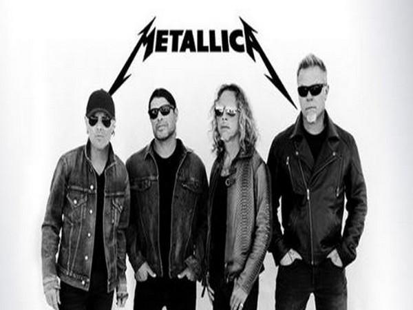 Metallica (Image courtesy: Instagram)
