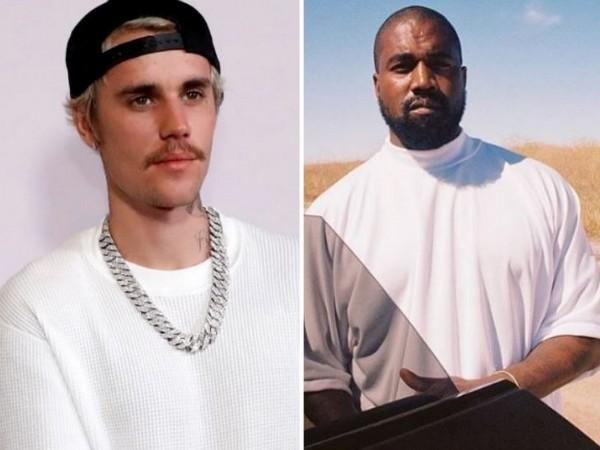 Justin Bieber visits Kanye West in Wyoming