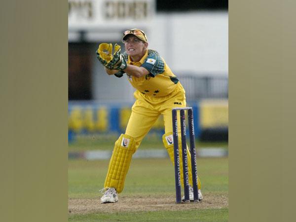 Former Australian wicket-keeper Julia Price