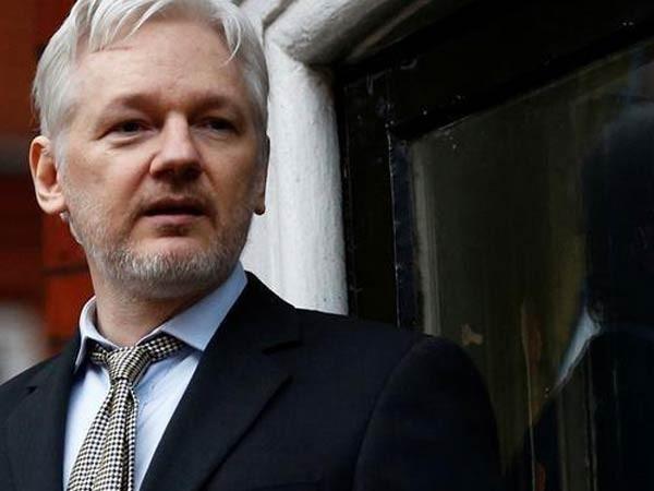 WikiLeaks founder and whistleblower Julian Assange