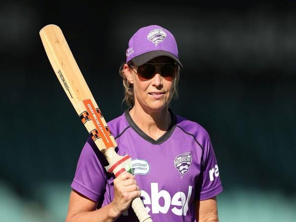 Former Australia wicket-keeper Julia Price (Photo/USA Cricket)