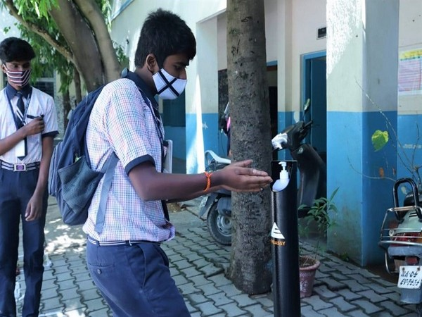 Embassy Group safeguards students appearing for their SSLC Exams during Covid-19 pandemic