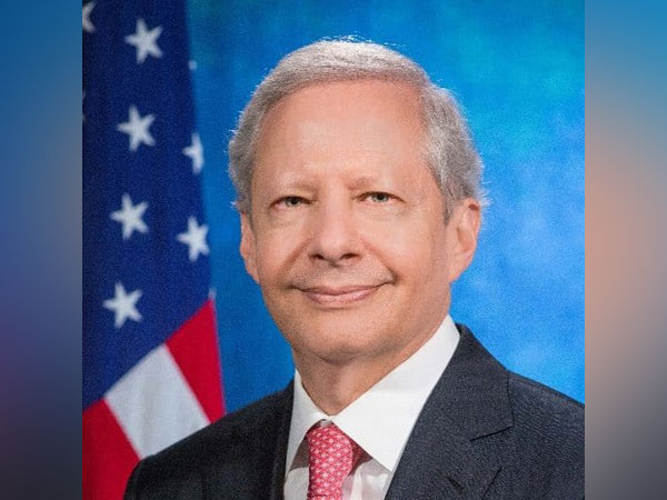 Outgoing US Ambassador to India Kenneth Juster (File Photo)