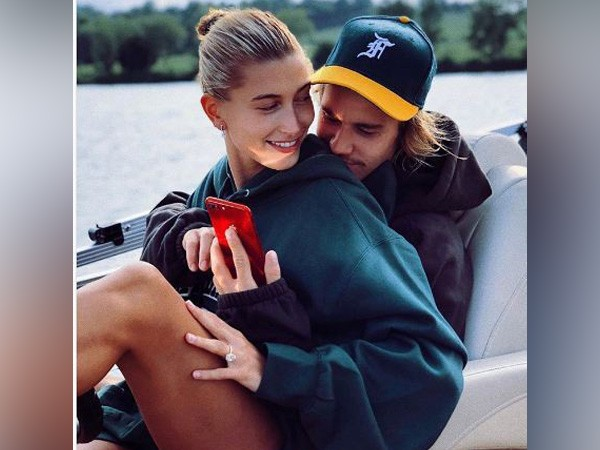 Hailey Bieber and Justin Bieber, Image courtesy: Instagram