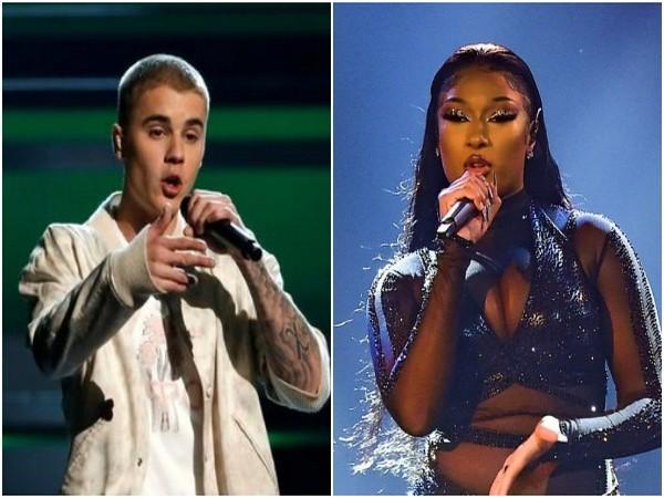 Justin Bieber and Megan Thee Stallion (Image source: Instagram)