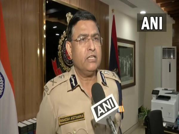 Delhi Police Commissioner Rakesh Asthana (Photo/ANI)