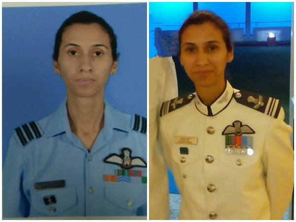 Wing Commander S Dhami who became the first female officer to become Flight Commander. (File Photo)