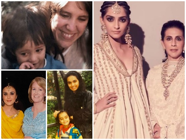 Pictures posted by Bollywood stars (Image courtesy: Instgaram and Twitter))