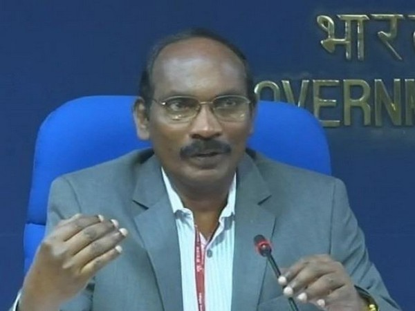 Indian Space Research Organisation (ISRO) chairman K Sivan. (File photo/ANI)