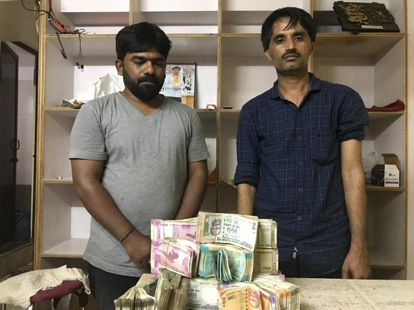 Police on Tuesday arrested two persons for indulging in cricket betting in Bengaluru. [Photo/ANI]