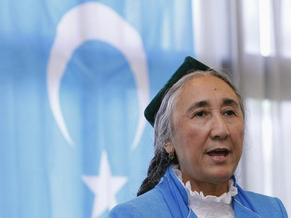 Uighur activist Rebiya Kadeer (File photo)