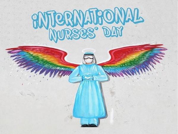 International Nurses Day (Image courtesy: Instagram)