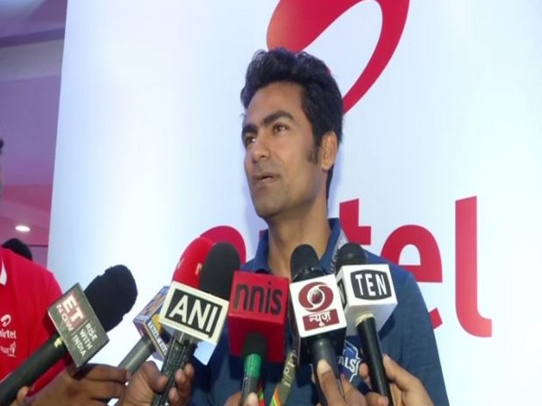 Former Indian cricketer Mohammad Kaif