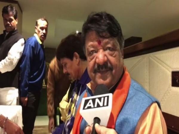National General Secretary Kailash Vijayvargiya. File photo