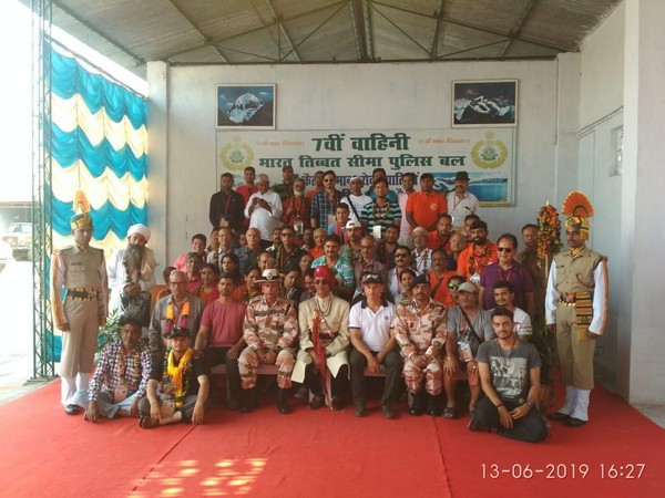 First batch of the Kailash Mansarovar Yatra pilgrims through Lipulekh route today reached ITBP Camp in Mirthi.