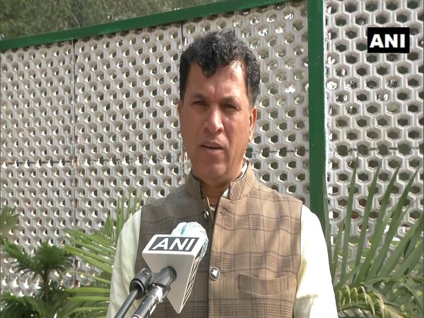 Minister of Agriculture Department Kailash Choudhary (Photo/ANI)