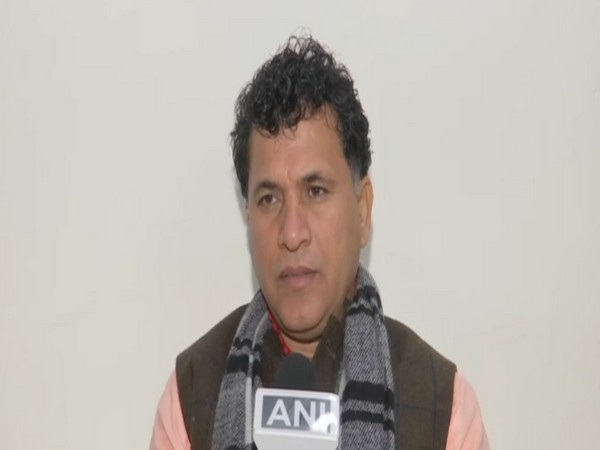 Minister of State for Agriculture Kailash Choudhary