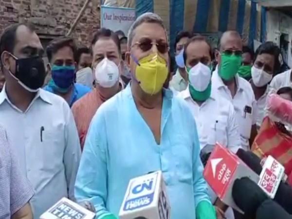 TMC MP Kalyan Banerjee. (Phto/ ANI)