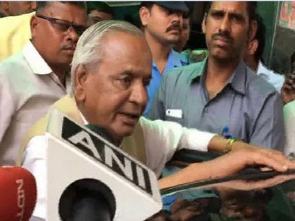 BJP leader Kalyan Singh (File photo)