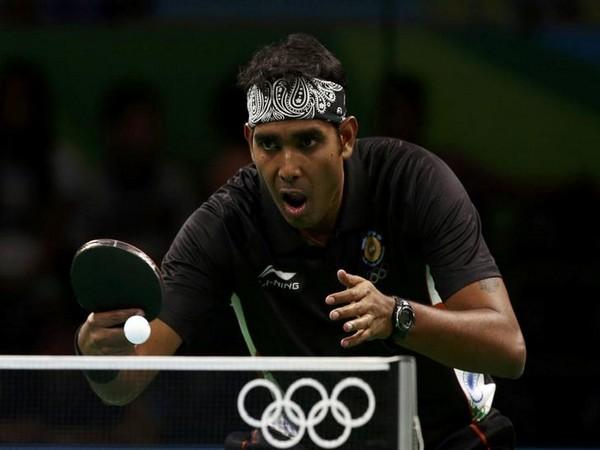India table tennis player Achanta Sharath Kamal (File photo)