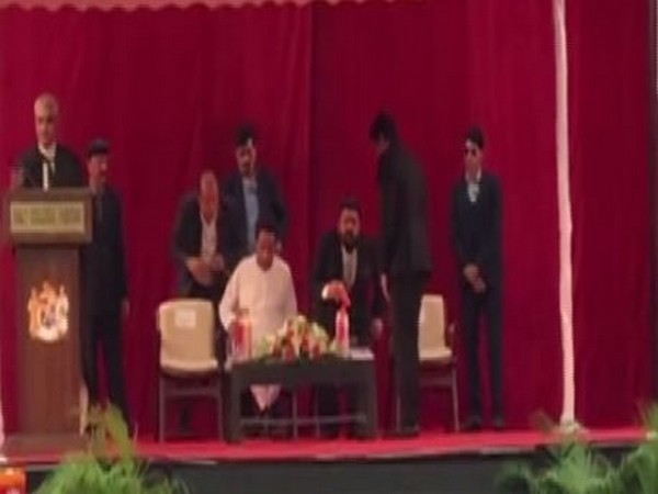 The event was attended by Chief Minister Kamal Nath in Indore on Saturday. Photo/ANI