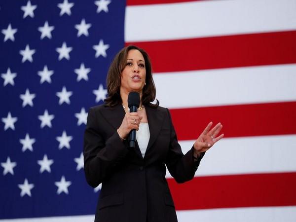 US presidential hopeful Kamala Harrris.  (Photo/Reuters)
