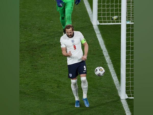 England striker Harry Kane (Photo/ England Twitter)