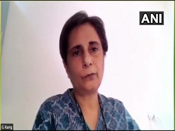 Dr Gagandeep Kang, member of the Supreme Court-appointed committee. (Photo/ ANI)