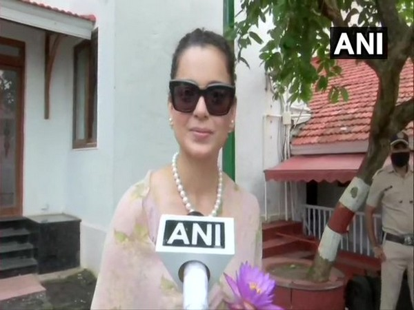 Kangana Ranaut (File Photo/ANI)