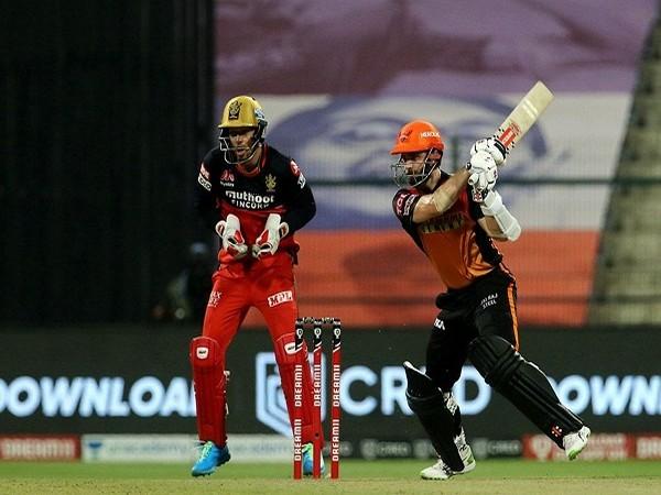SRH batsman Kane Williamson in action. (Photo/ iplt20.com)