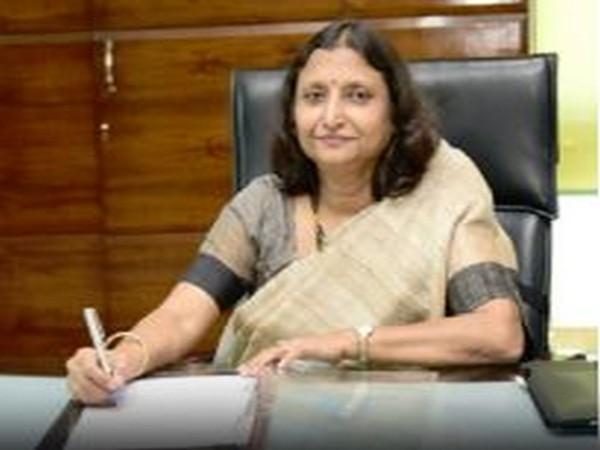 Managing Director of the State Bank of India (SBI), Anshula Kant (Photo/SBI)