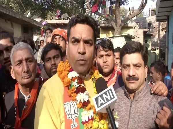 Bharatiya Janata Party (BJP) leader Kapil Mishra (File photo)
