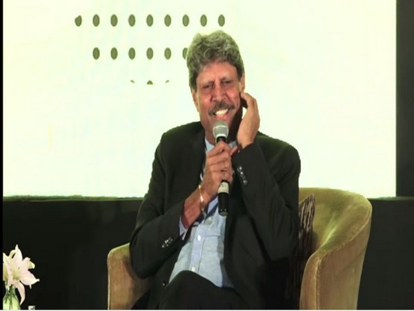 Former Indian cricketer Kapil Dev