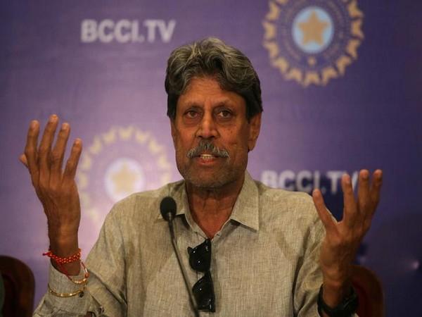 Former India cricketer Kapil Dev. (File photo)