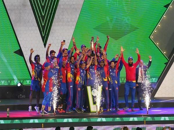 Karachi Kings win maiden PSL title (Image: Shaheen Shah Afridi's Twitter)