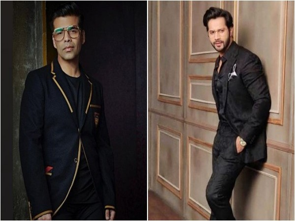 Karan Johar and Varun Dhawan, Image courtesy: Instagram