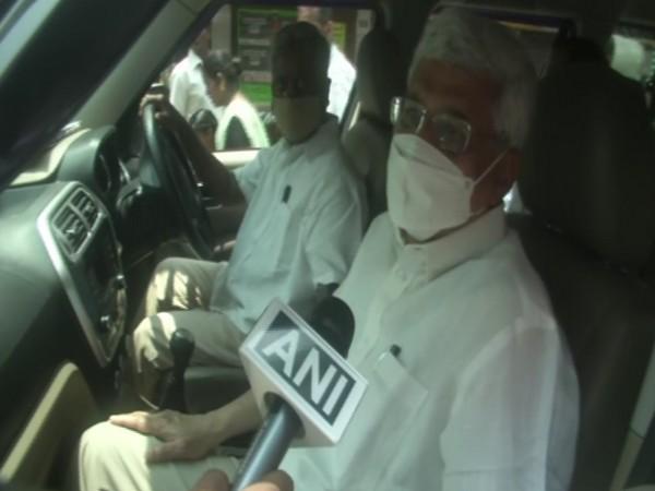 Prakash Karat speaking to ANI in Chennai on Monday.
